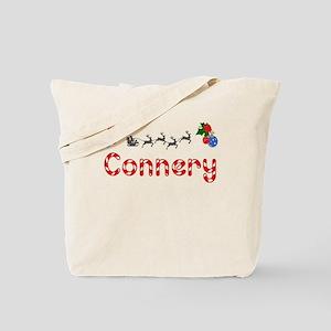 Connery, Christmas Tote Bag