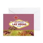 Thanksgiving Dinner In Las Vegas Cards Pk 20