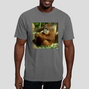 5x5 Orangutan (c)SallyMc Mens Comfort Colors Shirt