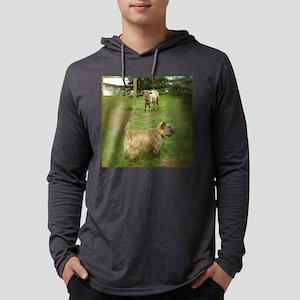 7x7bullFiona Mens Hooded Shirt