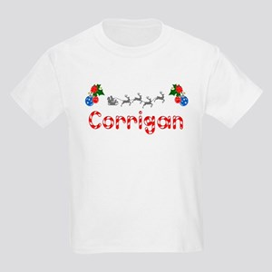 Corrigan, Christmas Kids Light T-Shirt
