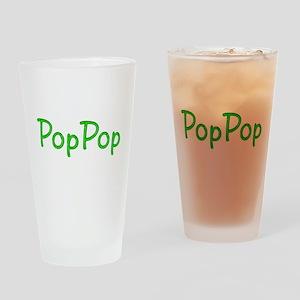 PopPop Glitter Gel Drinking Glass