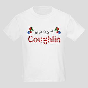 Coughlin, Christmas Kids Light T-Shirt