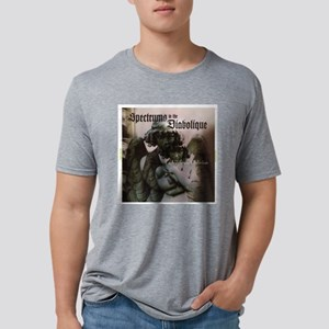 spectrums_cover Mens Tri-blend T-Shirt