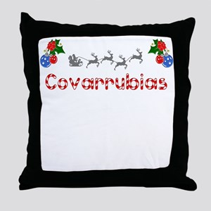 Covarrubias, Christmas Throw Pillow