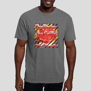 thrilla_grilla_blk Mens Comfort Colors Shirt