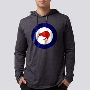 New Zealand Mens Hooded Shirt