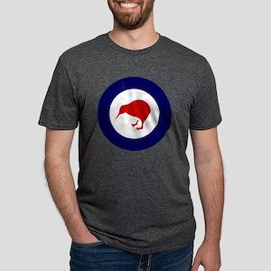 New Zealand Mens Tri-blend T-Shirt