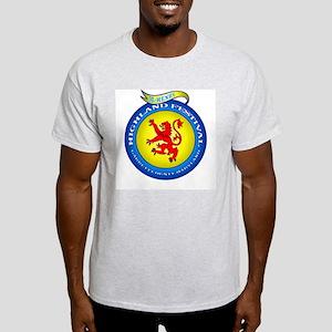 McHenry Highland Festival Ash Grey T-Shirt