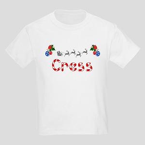 Cress, Christmas Kids Light T-Shirt