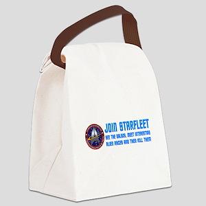 startrek24a Canvas Lunch Bag