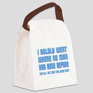 startrek63 Canvas Lunch Bag