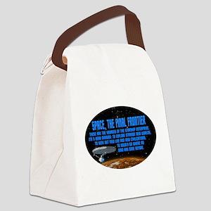 startrek30a Canvas Lunch Bag
