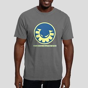 Wicked Sunshine Logo + N Mens Comfort Colors Shirt