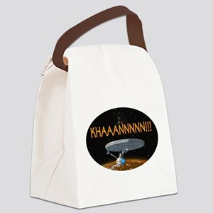 startrek5a Canvas Lunch Bag
