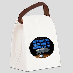 startrek11a Canvas Lunch Bag
