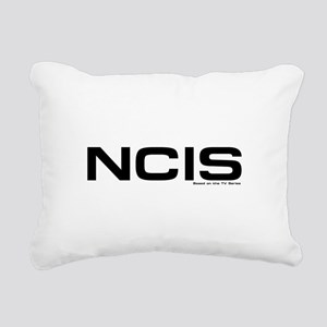 NCIS Rectangular Canvas Pillow