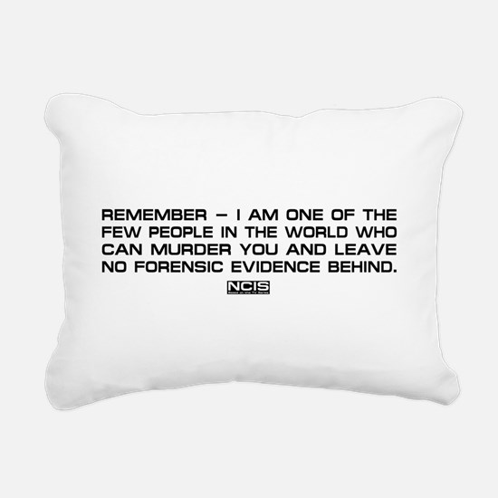 NCIS3a.png Rectangular Canvas Pillow