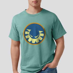 Wicked Sunshine Logo (Bl Mens Comfort Colors Shirt