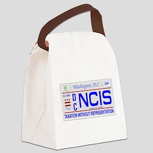 ncis22b Canvas Lunch Bag