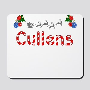 Cullens, Christmas Mousepad