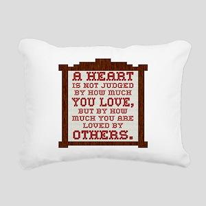 Oz4 Rectangular Canvas Pillow