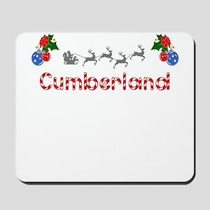 Cumberland, Christmas Mousepad