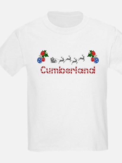 Cumberland, Christmas T-Shirt