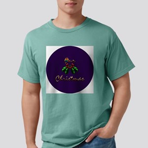 ourchristmascircleorname Mens Comfort Colors Shirt