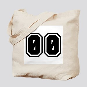 SPORTS JERSEY 00 Tote Bag