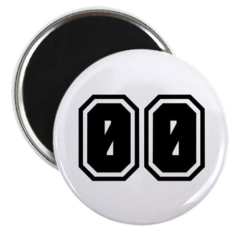 SPORTS JERSEY 00 Magnet