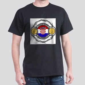 Croatia Water Polo Dark T-Shirt