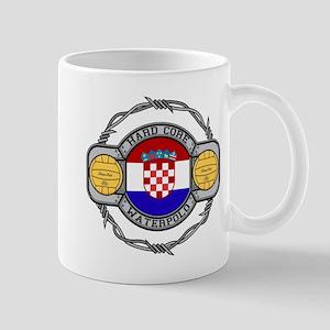 Croatia Water Polo Mug