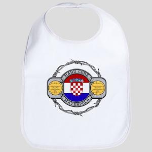 Croatia Water Polo Bib