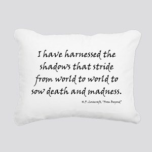 lovecraft5a Rectangular Canvas Pillow