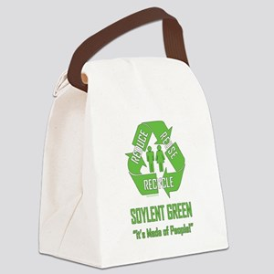 soylent_green1 Canvas Lunch Bag