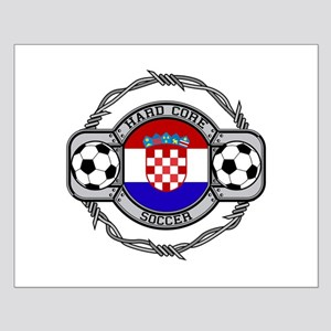 Croatia Soccer Small Poster