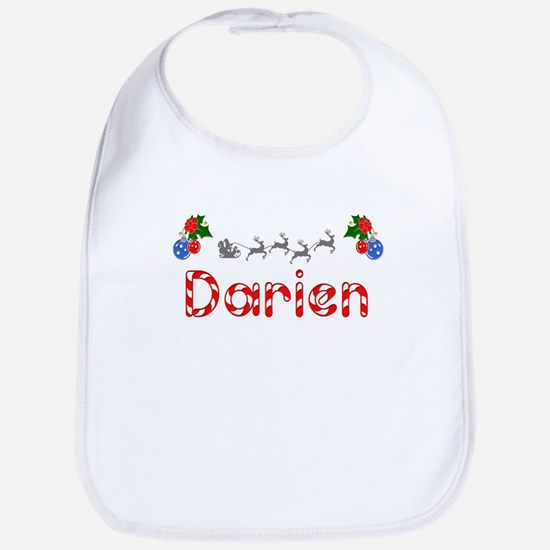 Darien, Christmas Bib