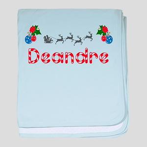 Deandre, Christmas baby blanket