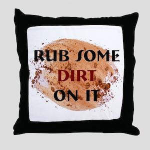 RSDOI Throw Pillow