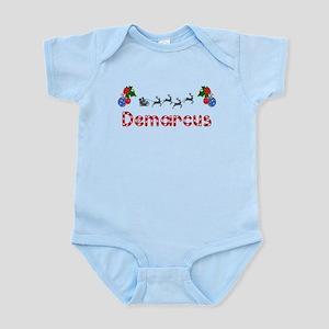 Demarcus, Christmas Infant Bodysuit
