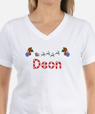 Deon, Christmas Shirt