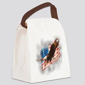 2-faded glory copy Canvas Lunch Bag