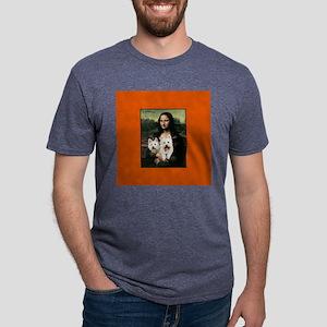 westiesorn Mens Tri-blend T-Shirt