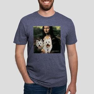 westiestil Mens Tri-blend T-Shirt