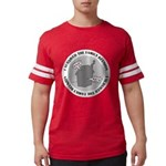 2-isurvived_dark.png Mens Football Shirt