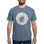 2-isurvived_dark.png Mens Comfort Colors Shirt