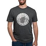 2-isurvived_dark.png Mens Tri-blend T-Shirt
