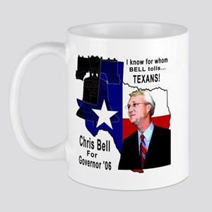 Chris Bell, TX GOV Mug