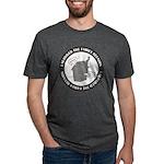 2-isurvived_10x10.png Mens Tri-blend T-Shirt